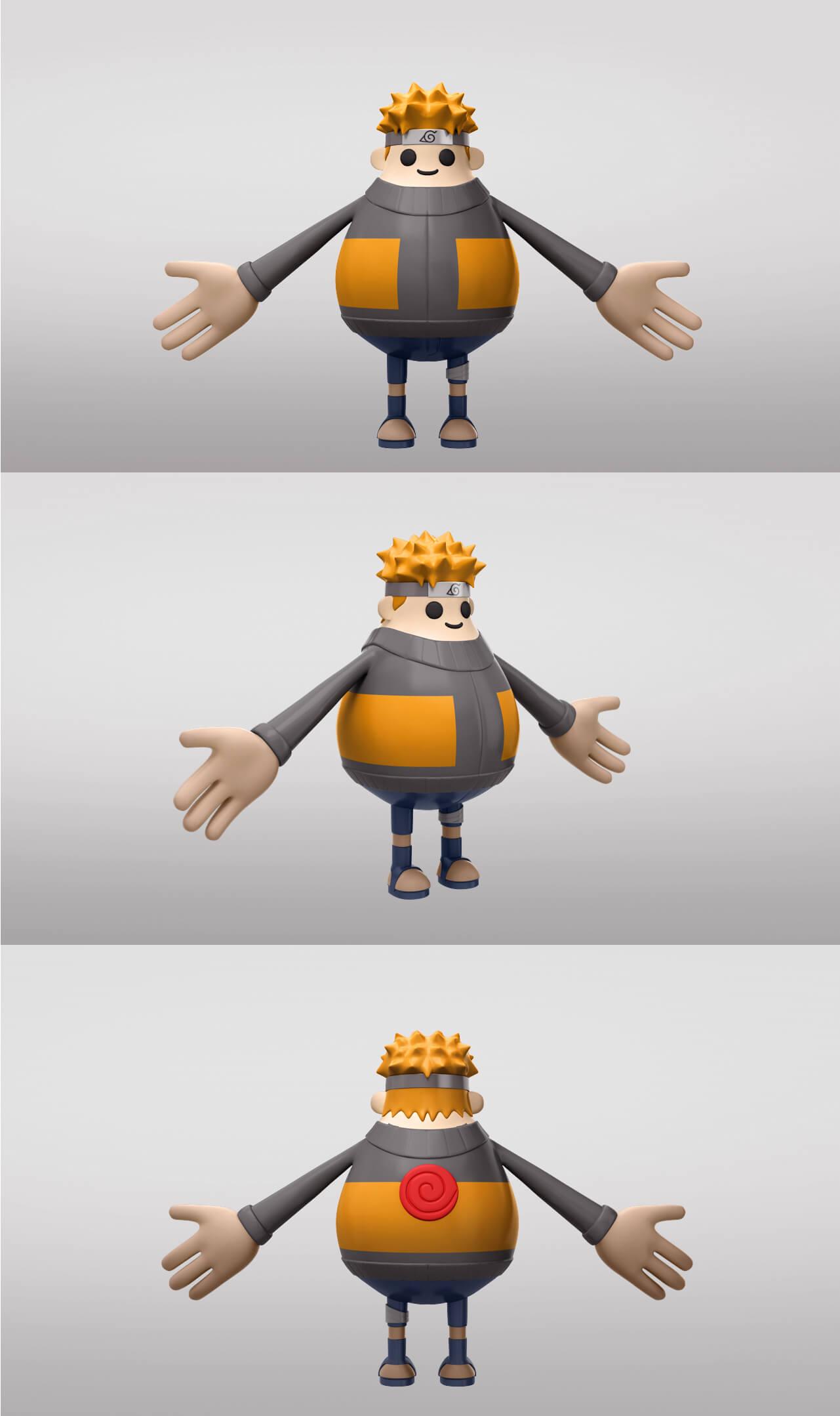 鸣人 Uzumaki Naruto