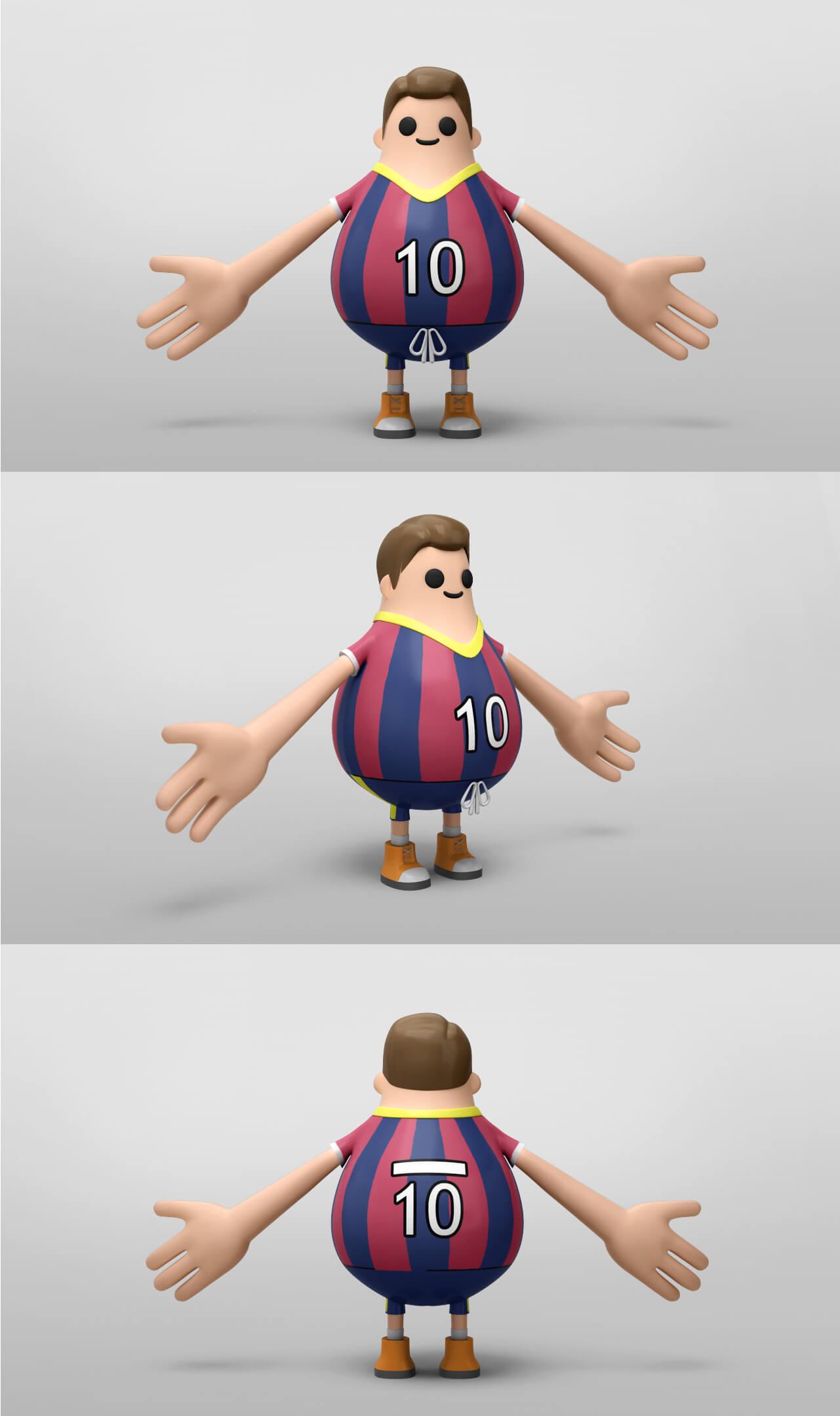 梅西 Messi